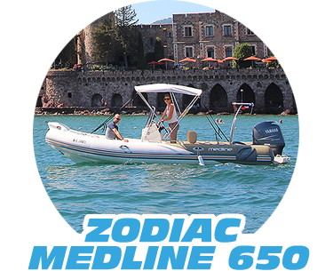 Zodiac Medline 650